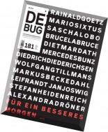 De Bug Magazyn - April 2014