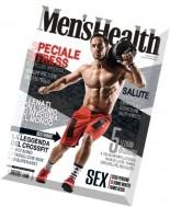 Men's Health Italia - Febbraio 2016