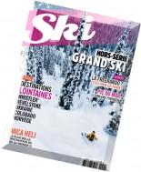 Ski Magazine - Printemps 2016