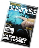 Driving Business - Winter 2015