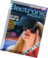 Electronic Products - February 2016