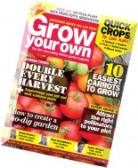 Grow Your Own - March 2016