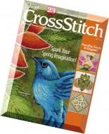 Just CrossStitch - April 2016