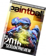 Paintball Magazine - February 2016
