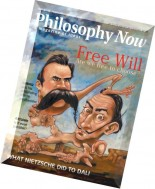 Philosophy Now - February-March 2016