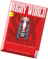Rugby World - March 2016