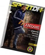 Sportdi+ Magazine - Gennaio-Febbraio 2016