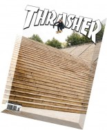 Thrasher Skateboard - March 2016