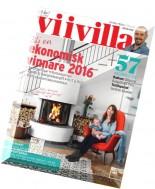 Vi i Villa - Nr 1, 2016