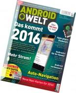 Androidwelt - Marz-April 2016