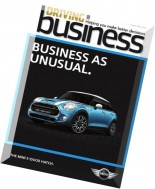 Driving Business - Autumn 2015