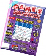 Games World of Puzzles - April 2016