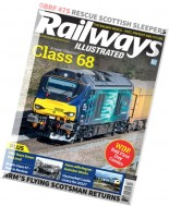 Railways Illustrated - March 2016