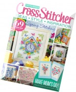 CrossStitcher - March 2016