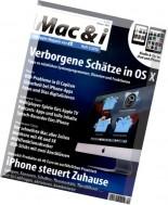c't Mac & i - Magazin rund um Apple Februar-Marz 01, 2016