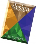 Design Magazine - January-February 2016