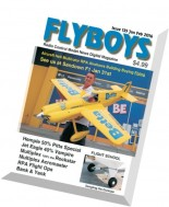 Flyboys Radio Control Model News - January-February 2016
