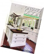 Ontario Design - 2015 Trade Sourcebook