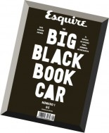 The Big Black Book Spain - Cars 1, 2016