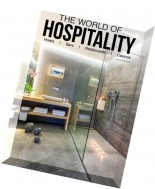 The World Of Hospitality - Issue 14, 2016