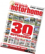 Which Motorhome - March 2016