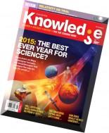 BBC Knowledge Asia Edition - February 2016