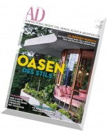 AD Architectural Digest Germany - Marz 2016