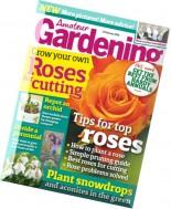 Amateur Gardening - 13 February 2016