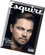 Esquire Colombia - Febrero 2016