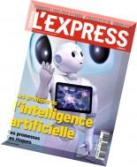 L'Express - 10 au 16 Fevrier 2016