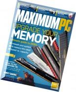 Maximum PC - March 2016