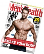Men's Health Australia - March 2016