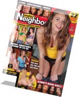 Naughty Neighbors - April 2014