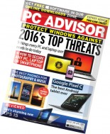 PC Advisor - April 2016
