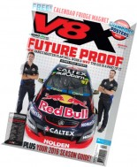 V8X Supercar - February-March 2016