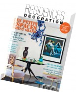 Residences Decoration - Mars-Avril 2016