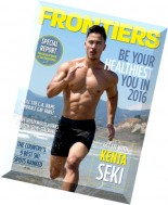 Frontiers Magazine - 21 January 2016