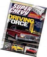 Super Chevy - April 2016