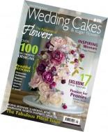 Wedding Cakes & Sugar Flowers - Issue 26 2016