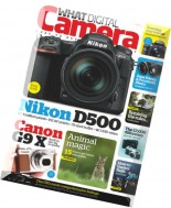 What Digital Camera - March 2016