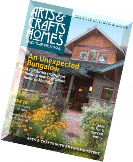 Download arts and crafts homes spring 2016 pdf magazine for Arts and crafts home magazine