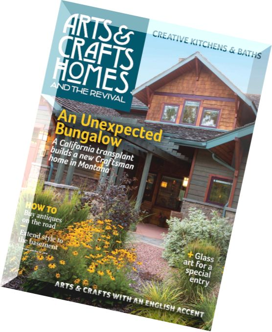 Download Arts And Crafts Homes Spring 2016 Pdf Magazine