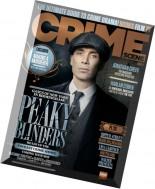 Crime Scene - Issue 3, 2016