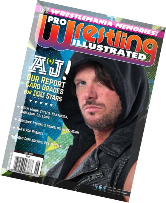 Pro Wrestling Illustrated PWI Magazine November 2009 wwe