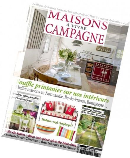 Download maisons a vivre campagne avril mai 2016 pdf for Architecture a vivre magazine