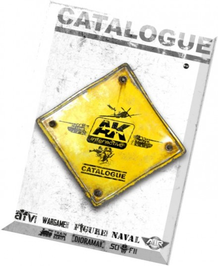 AK Interactive Catalogue – 2016 Russian