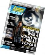 PC Games Magazin - April 2016