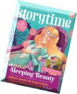 Storytime - April 2016