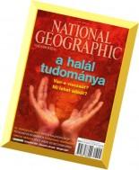 National Geographic Hungary - Aprilis 2016