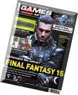 Games Aktuell Magazin - Mai 2016